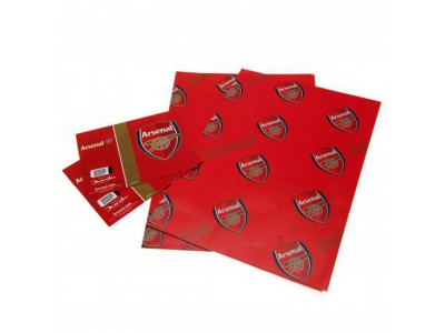 Arsenal gave papir - Gift Wrap
