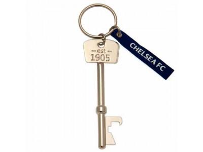 Chelsea oplukker - Bottle Opener Keyring Key