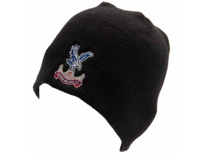 Crystal Palace strikhue - CPFC Knitted Hat