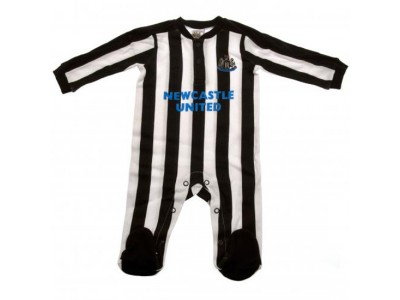 Newcastle United sovesæt - Sleepsuit 6/9 Months ST