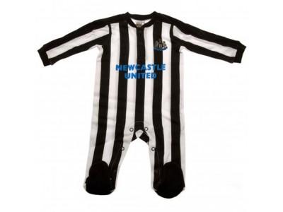 Newcastle United sovesæt - Sleepsuit 3/6 Months ST