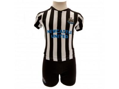 Newcastle United sæt - Shirt & Short Set 9/12 Months ST