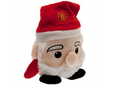 Manchester United julemand Santa