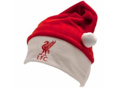 Liverpool julemands hue - LFC Santa Hat