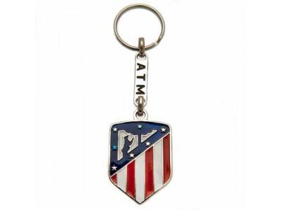 Atletico Madrid nøglering - ATM FC Keyring
