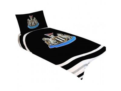 Newcastle United sengetøj - NUFC Single Duvet Set PL