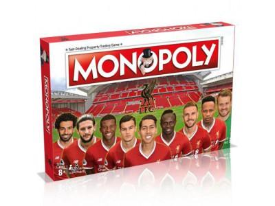 Liverpool FC matador - Edition Monopoly
