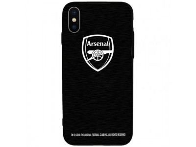 Arsenal etui - iPhone X Aluminium Case