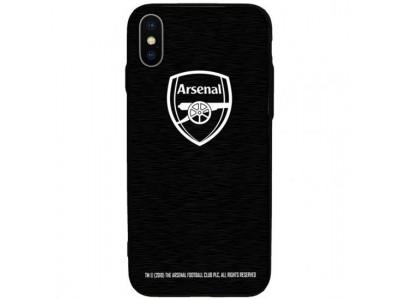 Arsenal etui - iPhone X Aluminium Case