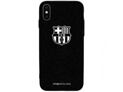 FC Barcelona cover - iPhone X Aluminium Case