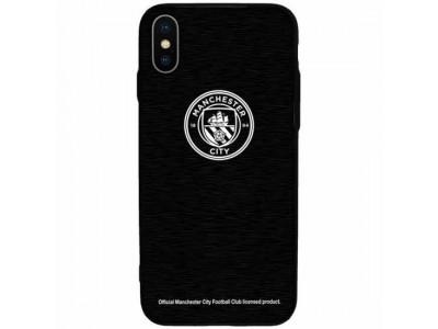 Manchester City - iPhone X Aluminium Case