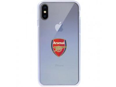 Arsenal etui - iPhone X TPU Case