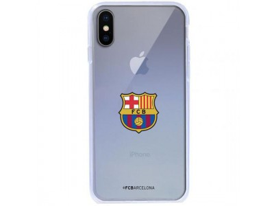 FC Barcelona cover - iPhone X TPU Case