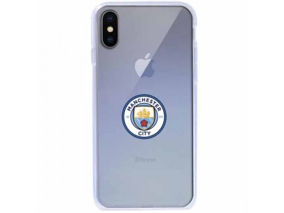 Manchester City - iPhone X TPU Case