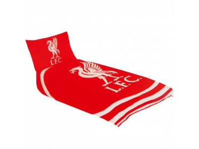 Liverpool FC sengetøj enkelt - Single Duvet Set PL