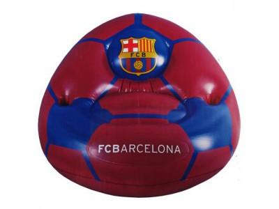 FC Barcelona oppustelig stol - Inflatable Chair
