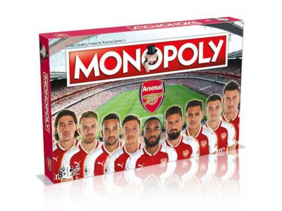 Arsenal udgave af matador - Edition Monopoly