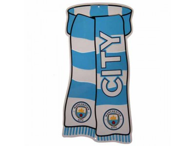 Manchester City skilt - Show Your Colours Sign