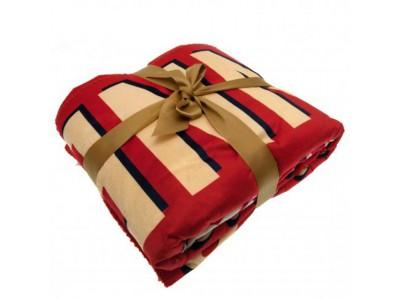 Arsenal tæppe - Sherpa Fleece Blanket