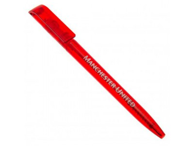 Manchester United kuglepen - Retractable Pen