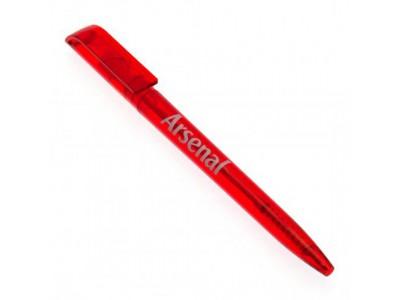 Arsenal kuglepen - Retractable Pen