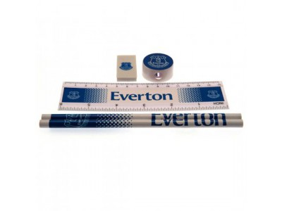 Everton skrivesæt - EFC Core Stationery Set FD