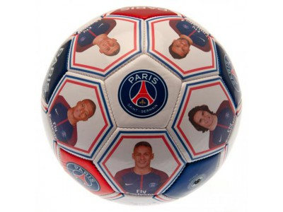 Paris Saint Germain fodbold - PSG Photo Signature Football