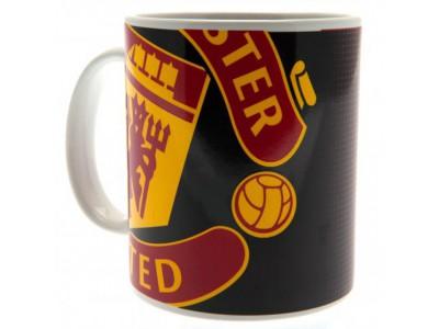 Manchester United krus - Mug HT