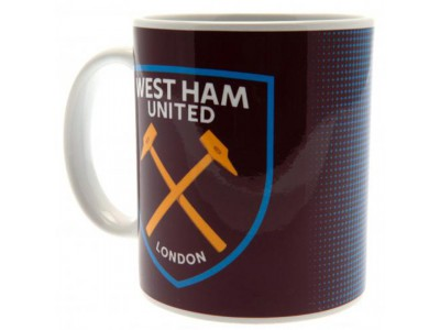 West Ham United krus - Mug HT