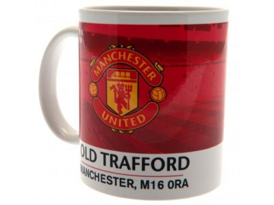 Manchester United krus - Mug SC