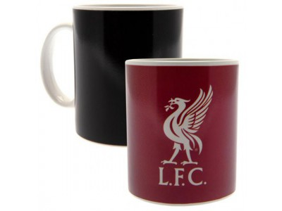 Liverpool krus - LFC Heat Changing Mug GR