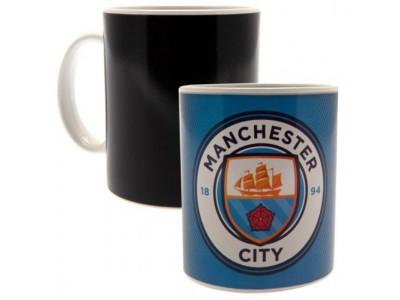 Manchester City krus - Heat Changing Mug GR