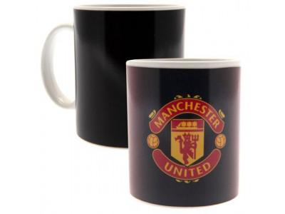 Manchester United krus - Heat Changing Mug GR