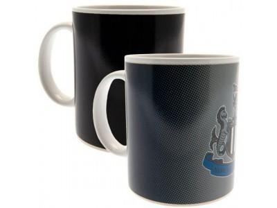 Newcastle United krus - Heat Changing Mug GR