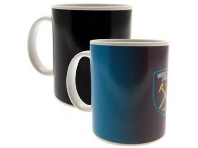 West Ham krus - Heat Changing Mug GR