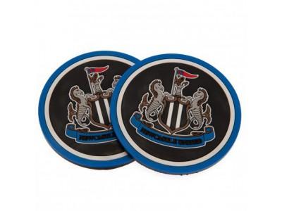 Newcastle United bordskåner - NUFC 2 Pack Coaster Set