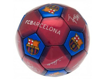FC Barcelona minibold - Mini Ball Signature - str. 1