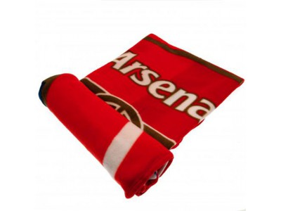 Arsenal tæppe - Fleece Blanket PL