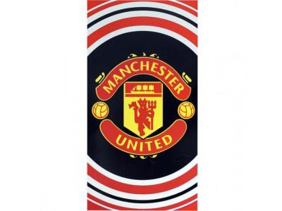 Manchester United håndklæde - Towel PL
