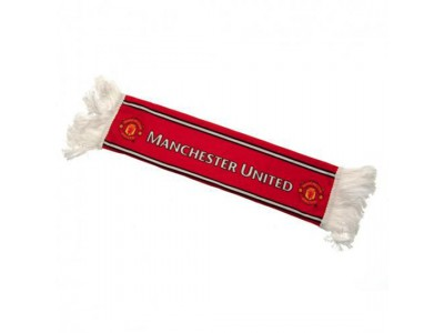 Manchester United mini halstørklæde - Mini Car Scarf