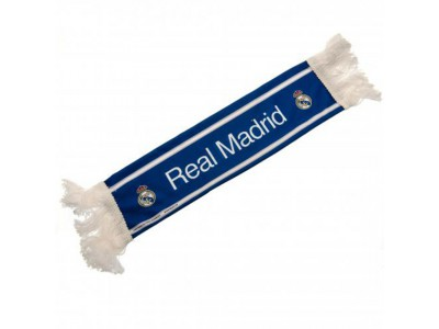 Real Madrid mini halstørklæde - Mini Car Scarf