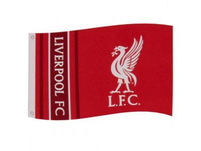 Liverpool flag - LFC Flag WM