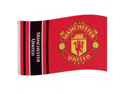 Manchester United flag - MUFC Flag WM