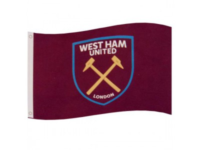 West Ham United flag - Flag CC