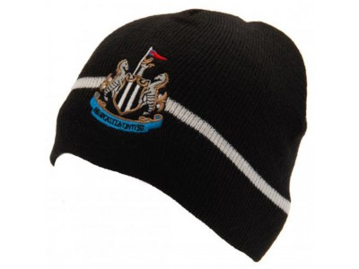 Newcastle United strikhue - Knitted Hat