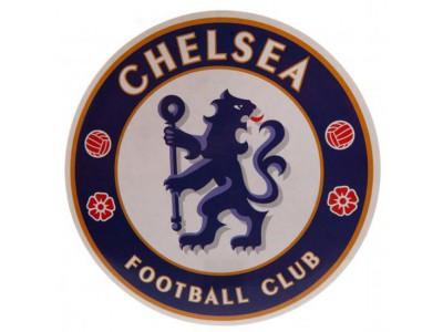 Chelsea klistermærke - Large Crest Sticker