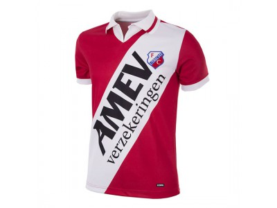 FC Utrecht 1993 - 94 retro fodbold trøje