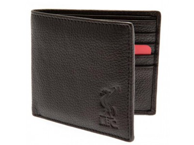 Liverpool læder pung - Brown Leather Wallet