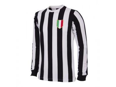 Juventus 1951-52 retro trøje Lange Ærmer