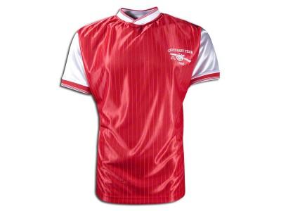 Arsenal retro jubilæums-trøje 1985